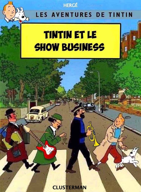 1-Tintin et le show business-3