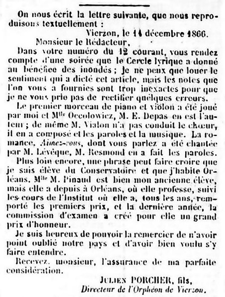 courrier Bourges 16-12-1866-agr